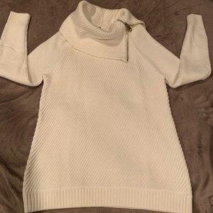 Talbots Ivory Sweater